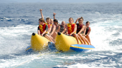 banana boat tour sosua beach