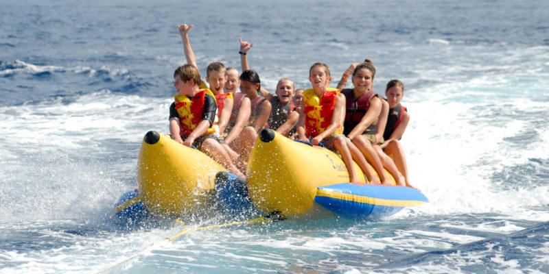 banana boat tour sosua beach