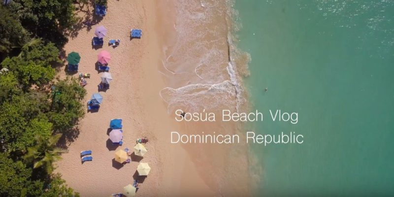 Sosua beach video log
