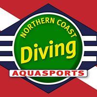 northern coast diving logo