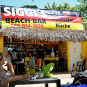 siggis restaurant bar sosua beach