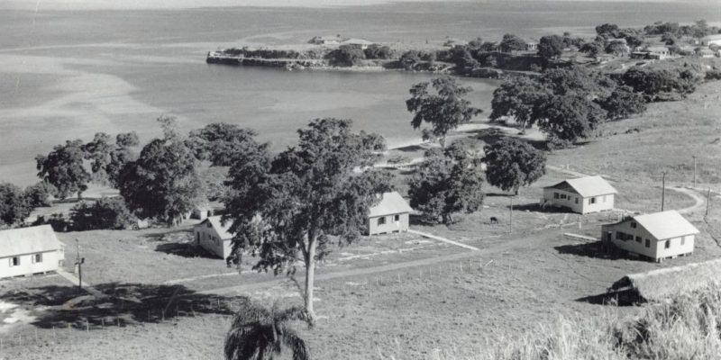 Sosua beach circa 1941