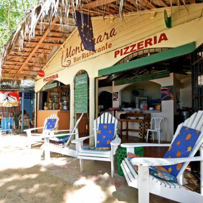 Montanara Bar Sosua beach