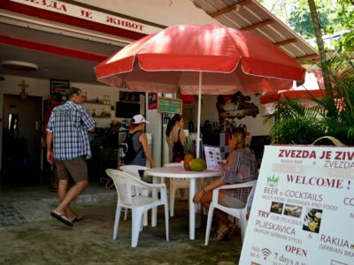 Rakija restaurant in Sosua Beach