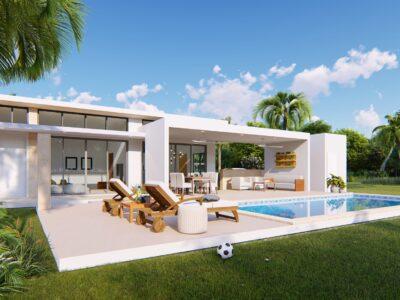 2 Bedroom Sosua villa