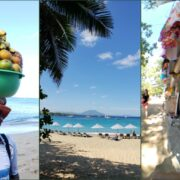 Sosua Beach Photos in 180 degrees
