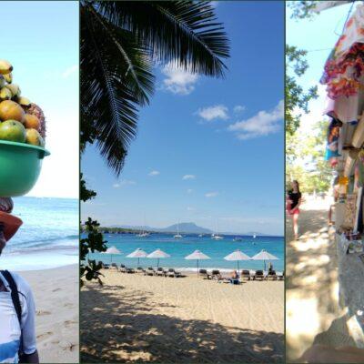 Sosua Beach Photos in 180 degrees