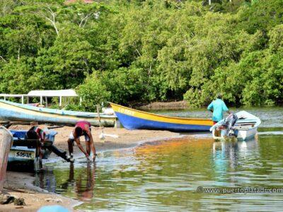 Sosua Beach Fishermen