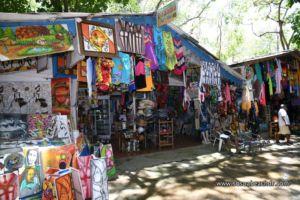 Fatima gift shop in Sosua Beach