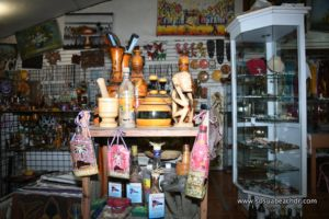 hand crafts for sale in the shop